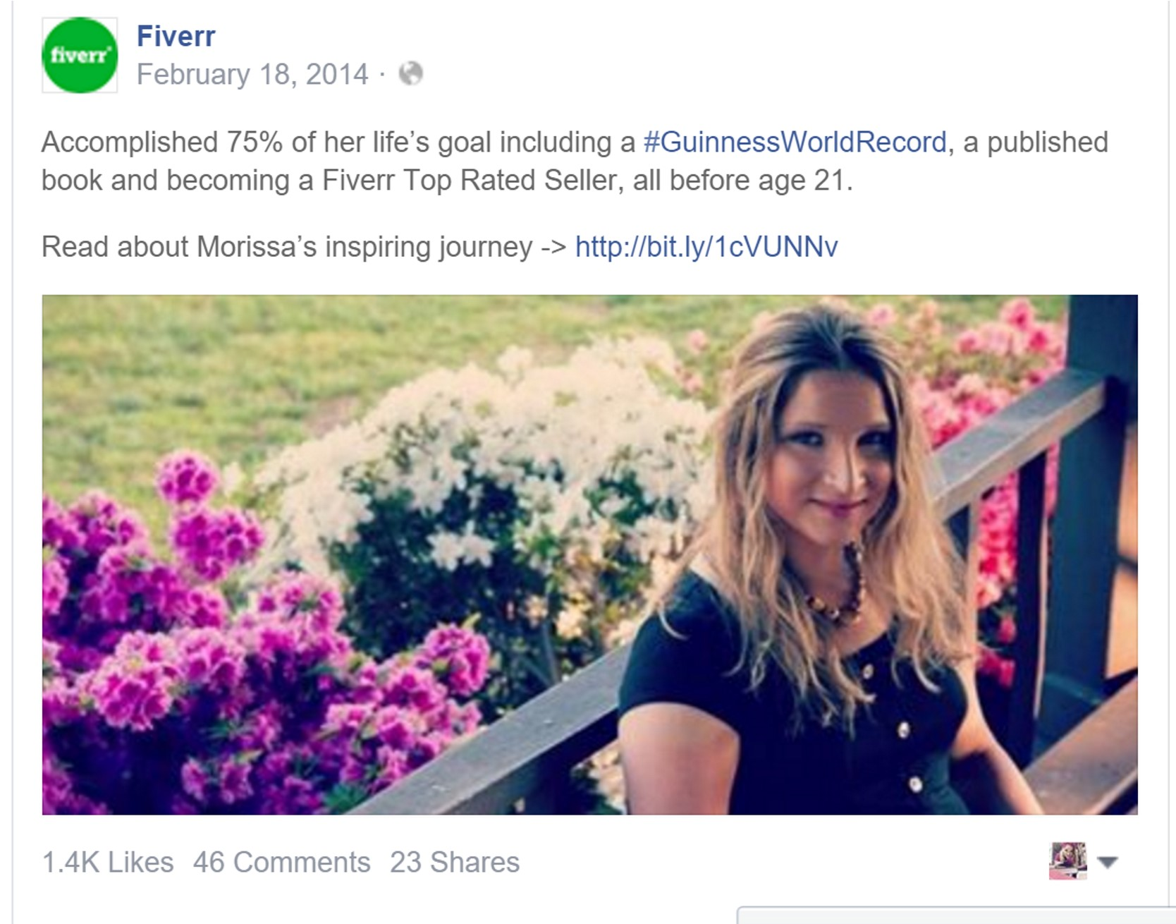 how to get featured on fiverr